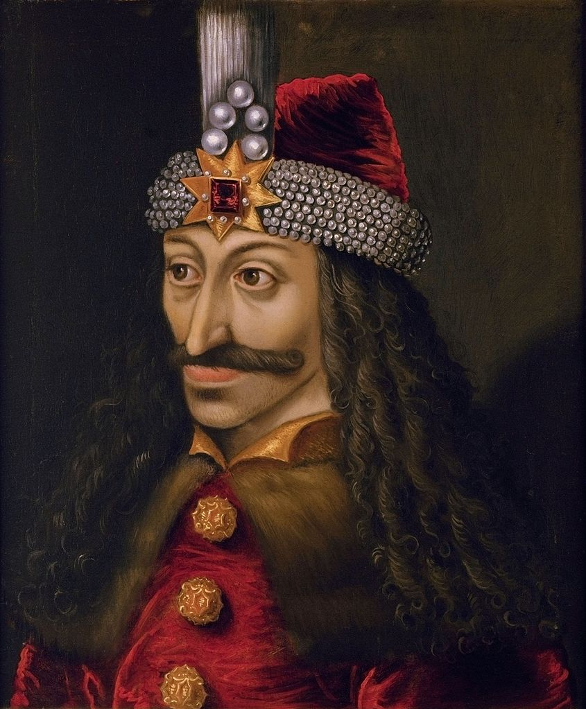 Vlad Tepes Portrait