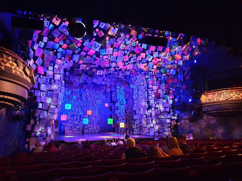 Matilda Cambridge Theatre London