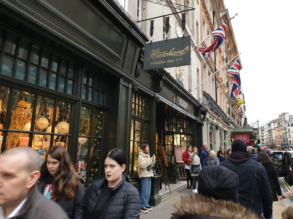 Hatchards London